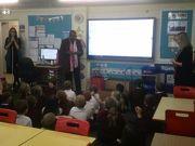 Bishop Rose at Charlton CEP School 3