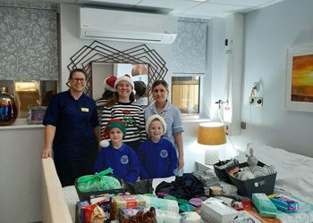 Charing CE Primary School Supports Twinkling Stars Suite